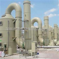 實驗室酸霧廢氣PP噴淋塔