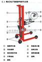 500kg电子秤食品车间堆垛150kg手动油桶秤电子秤