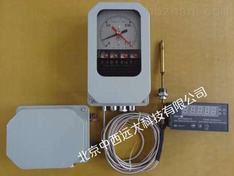 变压器绕组温度计/绕组温度计 型号:jt64-bwr-04y(th)