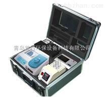 三合一水質分析儀SH-CNP 型汙水廠實驗室熱供