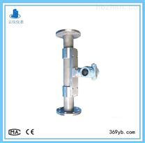 電廠密度計管道式安裝密度計石灰漿液差壓密度計報價汙泥密度計