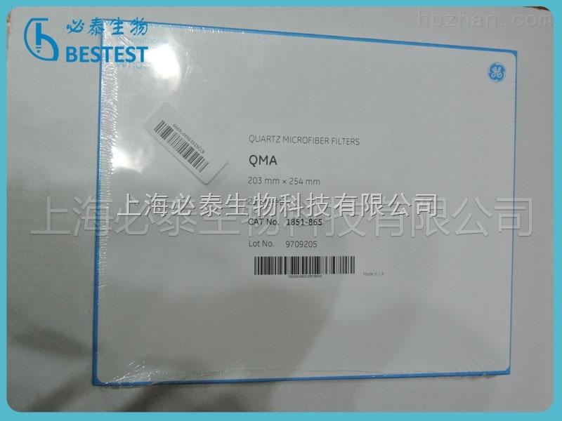 GE Whatman 沃特曼方形石英滤膜 8*10英寸 Grade QMA