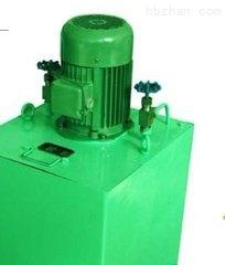 立式水电机组顶盖转子高压油泵GL-10/16移动式高压油泵
