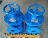 保定市滤水器专家LS型手动旋转反冲洗式滤水器