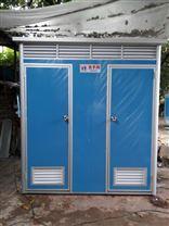 单体多连体洗水间工地常用临时移动厕所