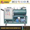 加热器电厂绝缘油小型可移动多功能滤油机