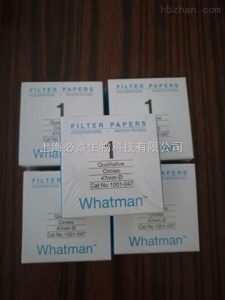whatman定性滤纸1001-047 1001-090