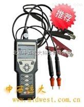中西(CXZ)蓄电池电导测试仪 型号:CN61M/CR-AR8000库号:M358549