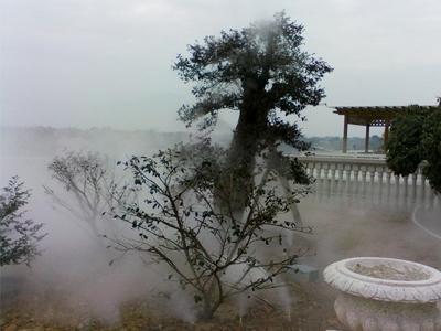 深圳谷耐推出冷雾系统