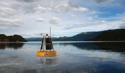 聚光科技Buoy-3000型浮标式水质自动监测系统 保障湖库水质