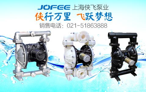 上海俠飛泵業有限公司