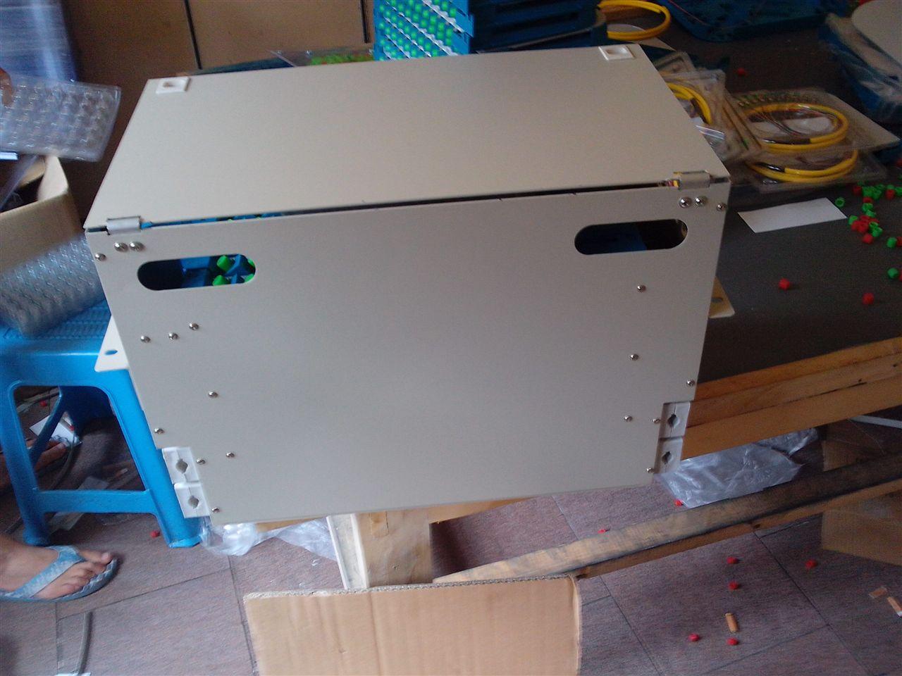 odf单元板,光纤配线子框 产品型号:zx-jpt001 产品规格:12芯,24芯,48