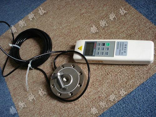 轮辐式外置数字推拉力计
