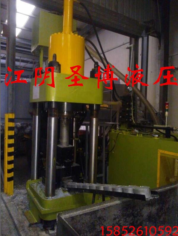 83 江苏铁屑屑饼机,生铁屑压块机直销