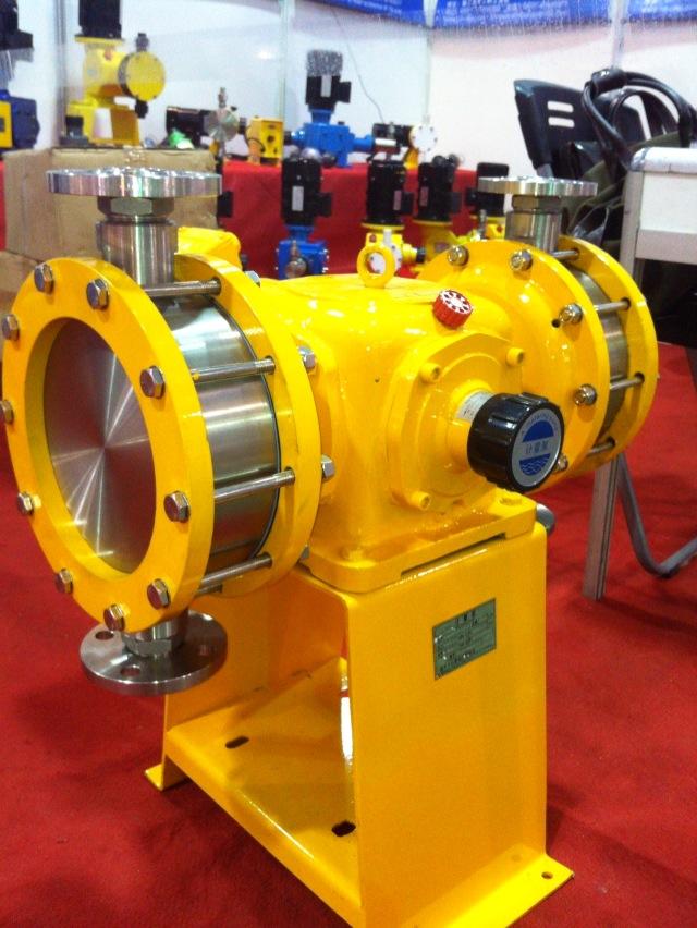 計量式高壓油泵