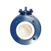 VQ41TC增韧结构V型陶瓷球阀