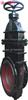 MZ48W-2手动暗杆城市煤气快速启闭闸阀