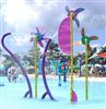 室内儿童水上乐园设备|游泳池设备